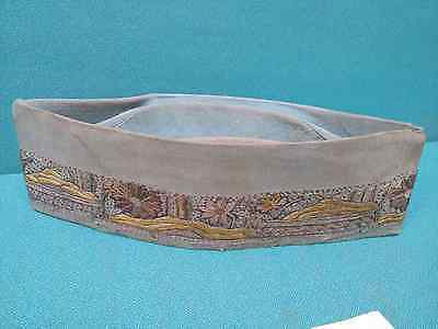 Vintage Old hand made Unique Shape hat collectible #2097