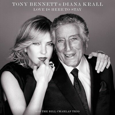 Tony Bennett and Diana Krall - Love Is Here To Stay CD Verve NEU