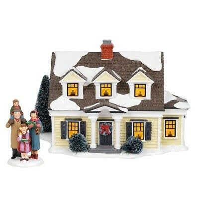 Dept 56 Snow Village Welcoming Christmas Set/2 #6002296 BRAND NEW 2018 Free Ship