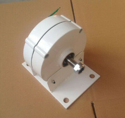 12V/24V 100-400W Permanent Magnet Alternator Generator Wind Turbine Generator