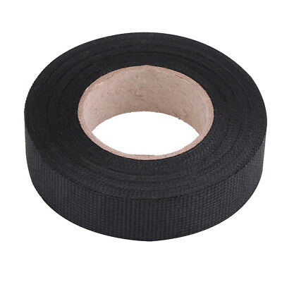 3X Adhesive Cloth Fabric Tape Cable Looms Wiring Harness For Car Truck 19mmx 15M