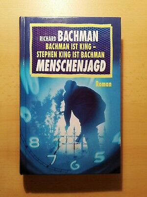 Richard Bachmann Stephen King - Menschenjagd