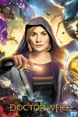 FP4712 DOCTOR WHO Universe Calling. Maxi Poster Print 61x91.5cm 24x36 inches