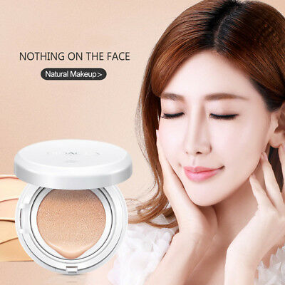New BIOAQUA Air Cushion BB Cream Concealer Face Moisturizing Foundation Makeup