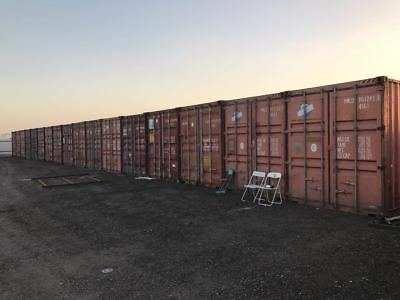 Shipping Containers 20 Ft Used In Depot 01202237162 £1350 Plus Vat