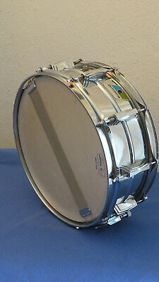 """Ludwig Snare Drum + Cymbal Zyn 14"""""""