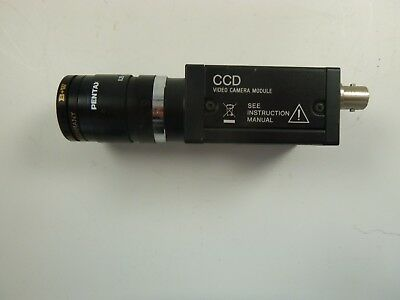 Sony CCD Video Camera Module XC-ST50CE     16mm   1:1.4