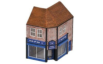 Hornby The Butcher's Shop R9845 OO Scale (suit HO also)
