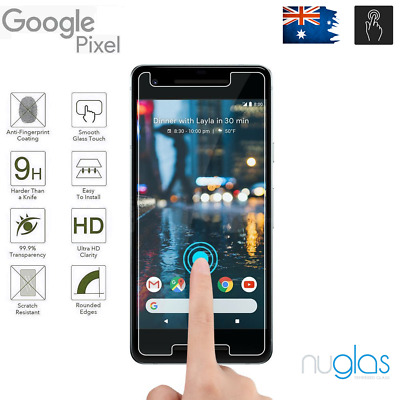 Genuine NUGLAS for Google Pixel 1 2 XL Tempered Glass Screen Protector