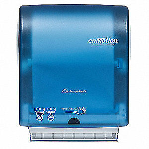 Georgia Pacific enMotion Impulse 8 Dispenser 59497 - Splash Blue