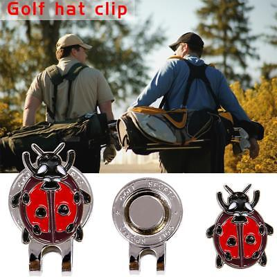Golf Hat Clip Red Callaway Golf Hat Clip And Ball Marker Golf Clip Marker