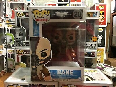 Funko Pop Batman The Dark Knight Rises Bane Vinyl Figure #20