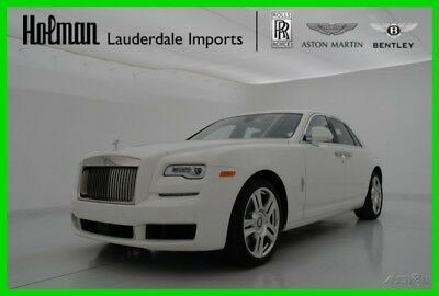 Rolls-Royce Ghost  2018 18 ROLLS ROYCE GHOST SEDAN * MSRP $350K * DRIVER 1 * PANO * VENTILATED * FL