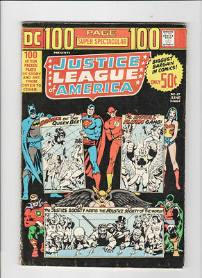 DC 100 Page Super Spectacular 17 Justice League of America