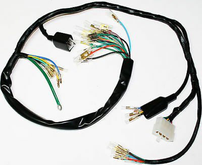 Honda CB500K - 1972- 1973 - Reproduction Main Wiring Harness - 32100-323-040