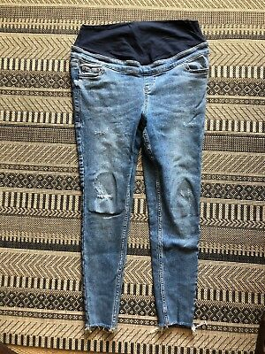 Jenna New Look Maternity Jeans Size 12