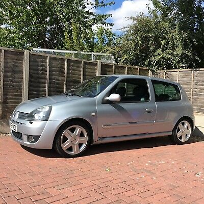 RenaultSport Clio 172 Low miles/1 owner - Spares or repairs - read description!