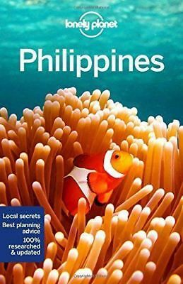 Philippines Lonely Planet Travel Guide New Edition 2018