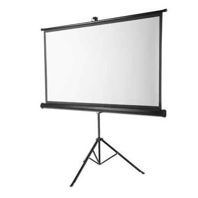 Projector-Screen-With-Tripod-Portable Stand  16.9 3D 4K Home Cinema