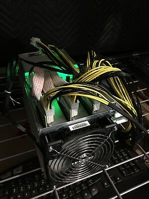 ANTMINER B3 With PSU And Upgraded Fans