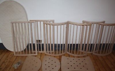 Stokke Sleepi Complete Cot and Mattress  - Will Courier