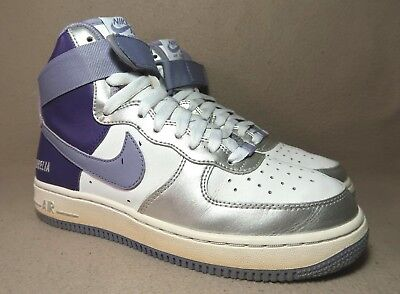 Women's White Air Force 1 Mid