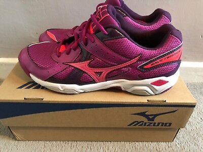 Mizuno Wave Twister Womens Netball Shoes Size 7