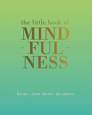 The Little Book of Mindfulness,Tiddy Rowan,New Book mon0000120931
