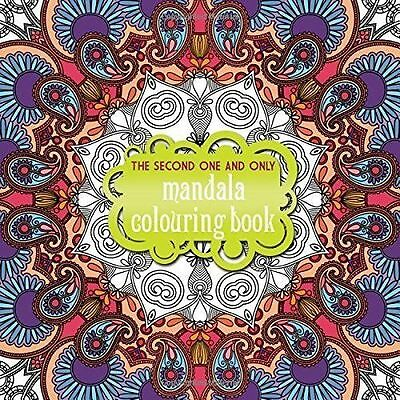 The Second One and Only Mandala Colouring Book: Second Mandala Colouring Book 20