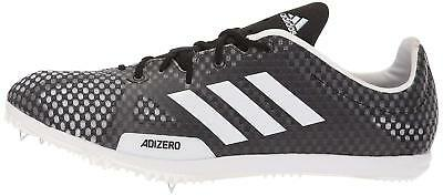 the latest d9417 bc022 Adidas Hombres Adizero Ambition 4 Low  Mid Tops Schnuersenkel Laufschuhe  Schwar