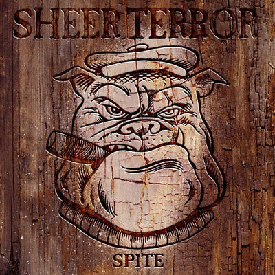 "Sheer Terror - Spite COL. 7"" NYHC BLOOD FOR BLOOD DEATH THREAT WARZONE"