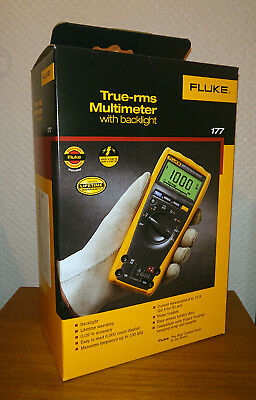 Fluke 177 Hand-Multimeter digital ::: NEU in OVP!