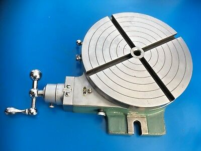 "Tom Senior 8"" Rotary Table"