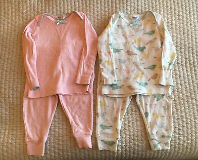 Baby Boden Girls Pyjamas Set of 2 Age 12-18 Months