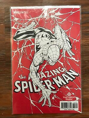 Amazing Spider-man #798 Charity Greg Land Store Variant Comic 1st Red Goblin