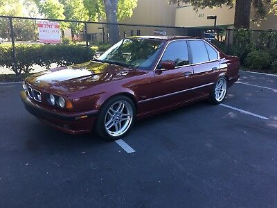 1995 BMW 5-Series  1995 BMW DINAN5 SUPERCHARGED 540i. Enthusiast owned. All records since new.