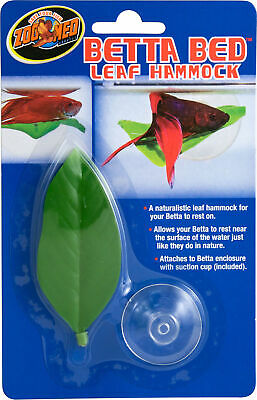 Betta Bed Leaf Hammock, No. BL-20,  by Zoo Med Laboratories Inc