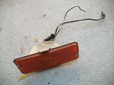Antique Vintage Nice 1965-6 Ford F100 OEM Nice Working LH Park Light Assembly.