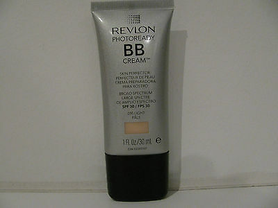 Revlon PhotoReady BB Cream #010 Light SPF 30 Factory Sealed 1 oz