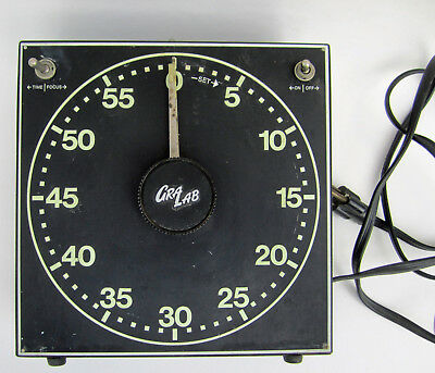 GRALAB 300 Darkroom Timer ~ Excellent working order