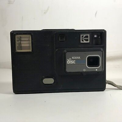Vintage KODAK DISC 3000 Camera With Strap
