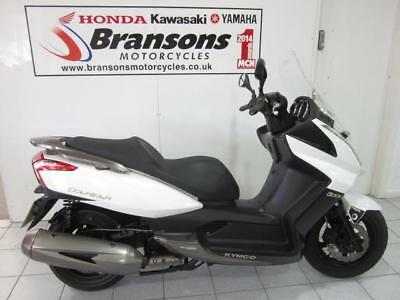 Kymco Downtown 300i ABS from £44.41 per month