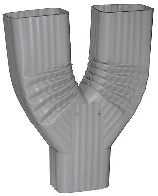 High Back Wide Mouth Downspout Funnel For 5 Inch K Style