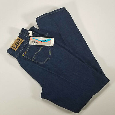 NWT VTG 70s/80s Ms. Lee Misses Mom Jeans Women's 18 Riders High Waist Straight