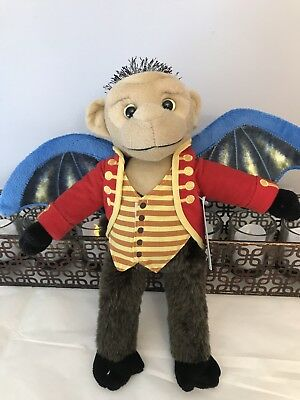 Wicked Flying Monkey Chistery Plush Broadway Musical 12 Stuffed