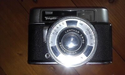 Vintage Voightlander Camera Lanthar 2.8/50 Vito CD ~ ONLY $79.79....