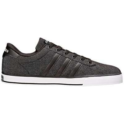 new style 1c133 d47ff Adidas NEO Se Daily Vulc Men s Shoes Casual Sneakers Black F76263 Size 8  %