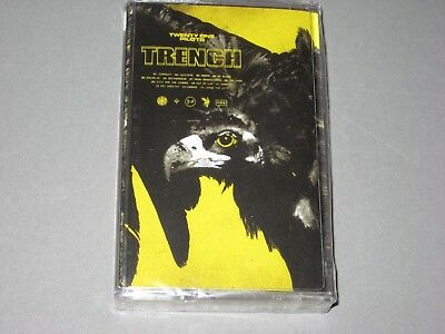 TWENTY ONE PILOTS  Trench CASSETTE TAPE New Sealed CASS 2018 Album