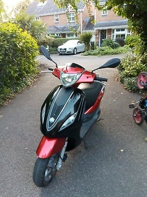 Piaggio Fly 125ie 3 valve NEW SHAPE 2013  GOOD CONDITION