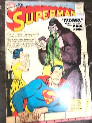 Superman 127  HUGE DC SILVER AGE COLLECTION